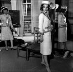 Coco Chanel and Romy Schneider, 1960 © Botti