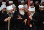 LEBANON-10067, Lebanon, Druze Elders, 03/1982