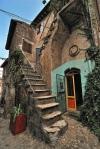 Medieval Home, Calcata, Italy