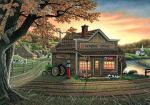 Michael Ross Matherly - General store