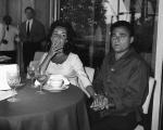 Actress Elizabeth Taylor and Husband Michael Todd