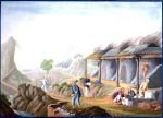 Emptying a Kiln, c. 1825