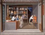 Images for Joss Houses, c. 1825 Guangzhou, China Gouache