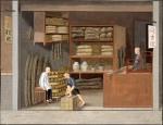 Matts and Rattans, ca. 1825
