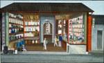 Porcelain Shop, c. 1820 Guangzhou, China Gouache on paper Museum