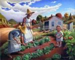 The Family Garden   2008