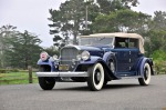 1931 Pierce-Arrow Model 41 Convertible Sedan by LeBaron.