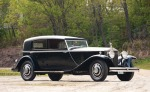1933 Rolls-Royce Phantom II Sport Sedan with coachwork by Brewster.