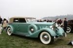 1934 Packard Twelve Convertible Sedan by Dietrich.