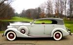 1935 Packard Twelve Five-Passenger Phaeton by Dietrich.
