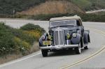1938 Pierce-Arrow Model 1801 Convertible Coupe
