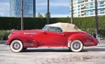 1941 Packard One-Eighty Convertible Victoria by Darrin