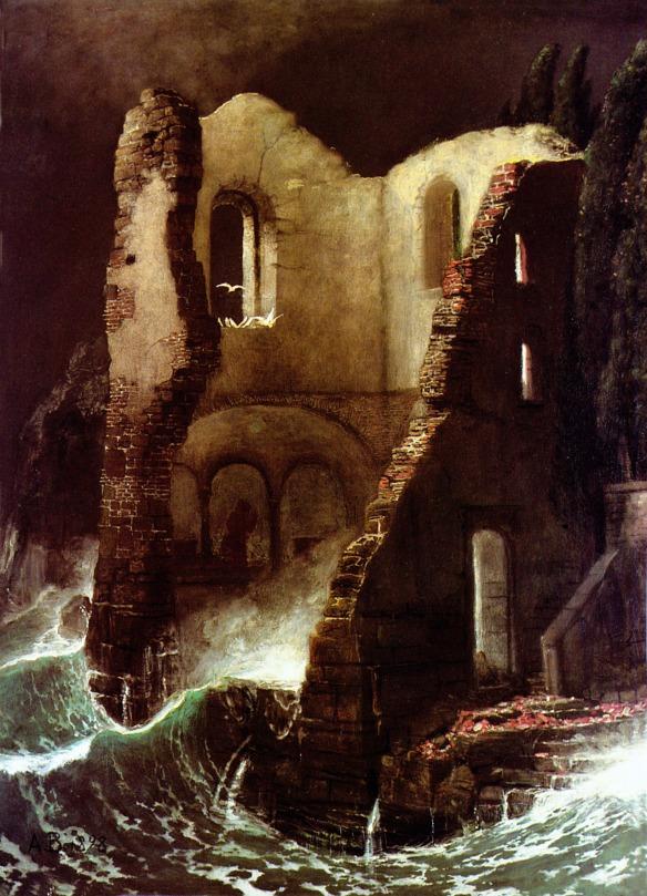 Die Kapelle (1898)oil on canvas94.5 x 70.5 cm