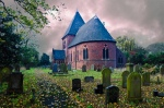 Ancient Church, Lincolnshire, England