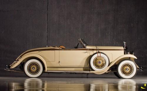 1929 Rolls-Royce (Springfield) Phantom I