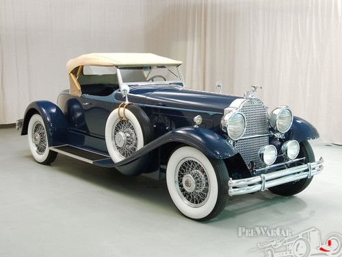 1930 Packard Model 734 Boattail Speedster