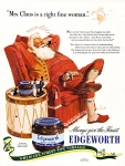1935 - Edgeworth Tobacco Santa