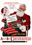 1947 - Chesterfield Santa