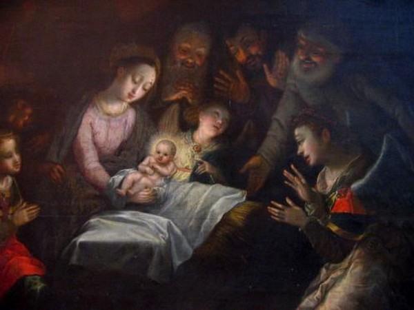 Herman Han                 Nativity(detal)