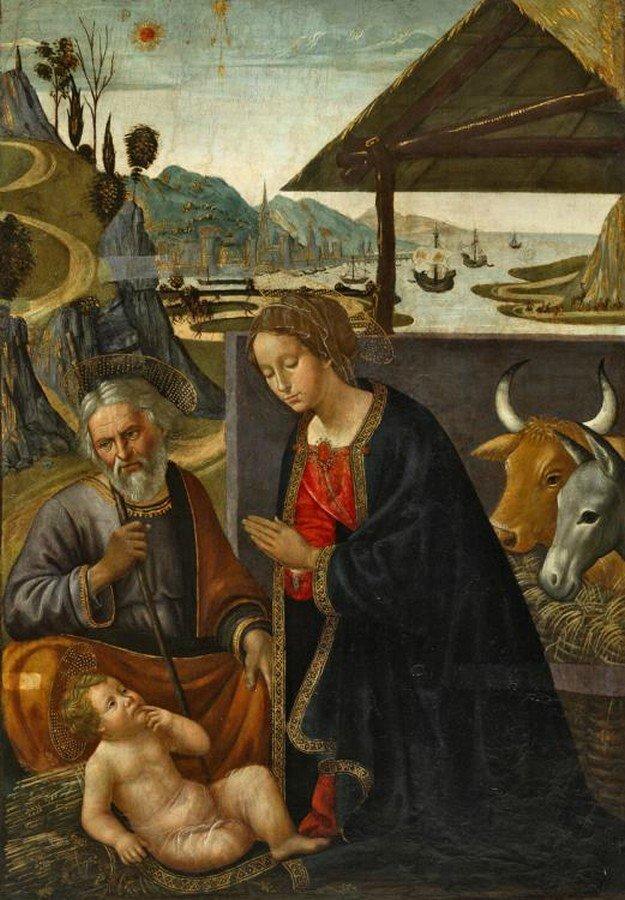Sebastiano Mainardi(1460-1513)