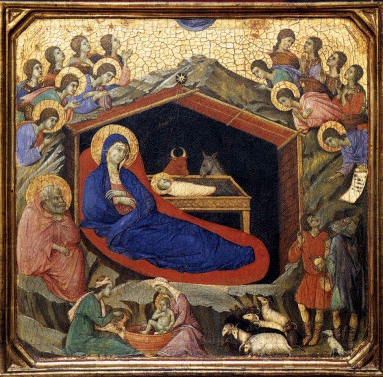 Duccio di Buonsinsegna-1310