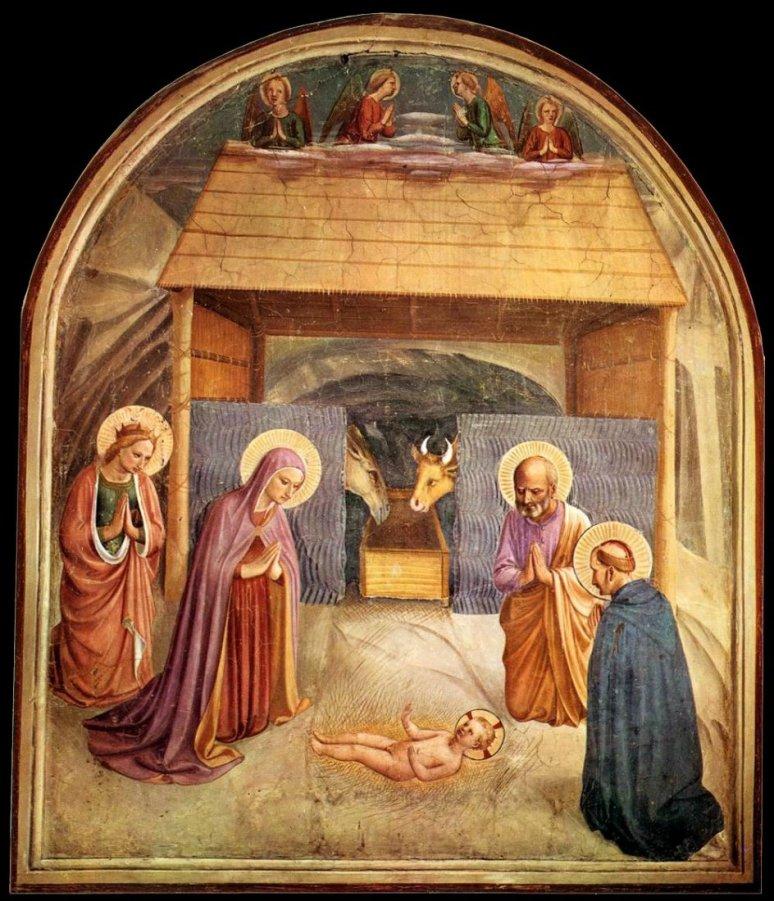 Fra Beato Angelico (s.1400-1455)