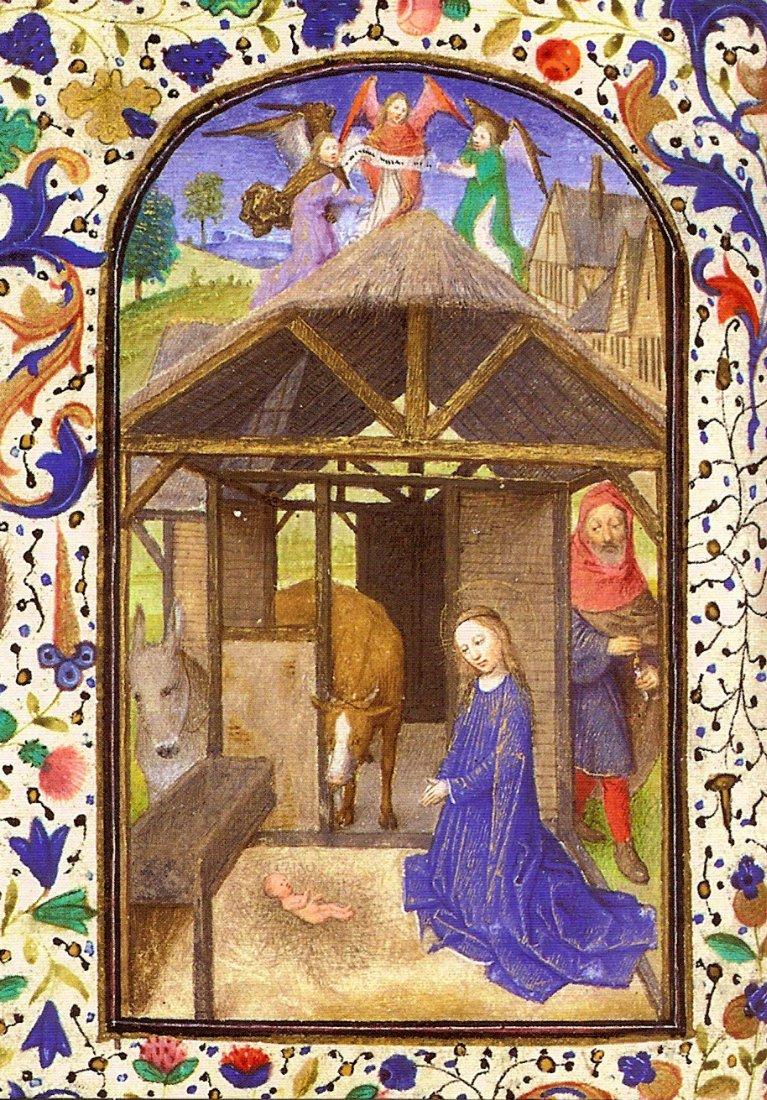 Simon Marmion ( c 1425-1489)
