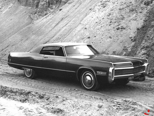 Chrysler Imperial, 1972.
