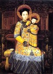 Chu Kar Kui-Holy Mary, Empress of China 1990s