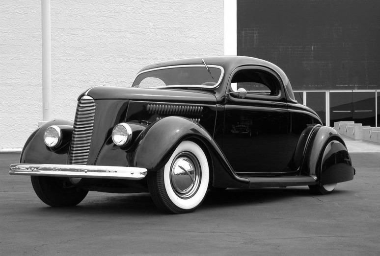 1936 Ford Coupe.