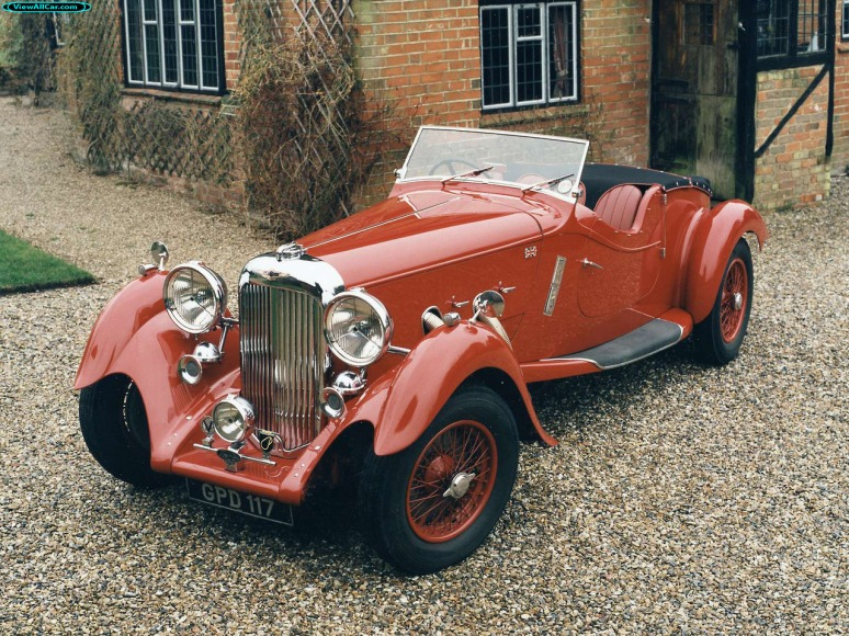 1939 Aston Martin Lagonda
