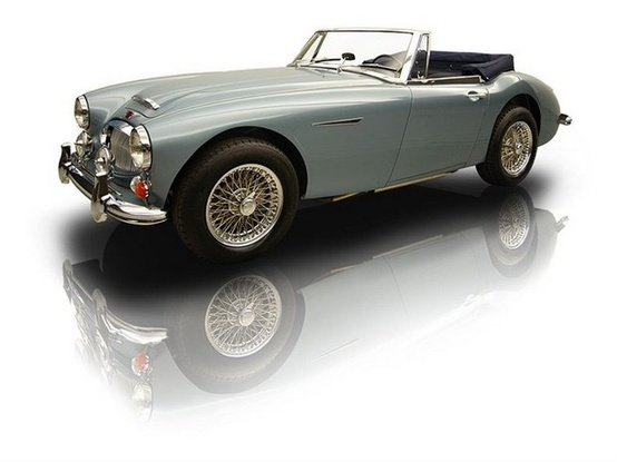 1965 Austin-Healey BJ8 Phase II
