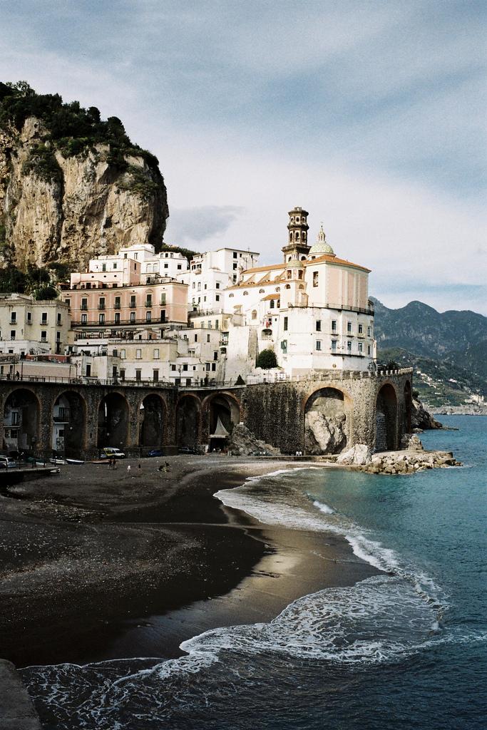 Amalfi Coast, Campania  Italy (by Leo Berne)