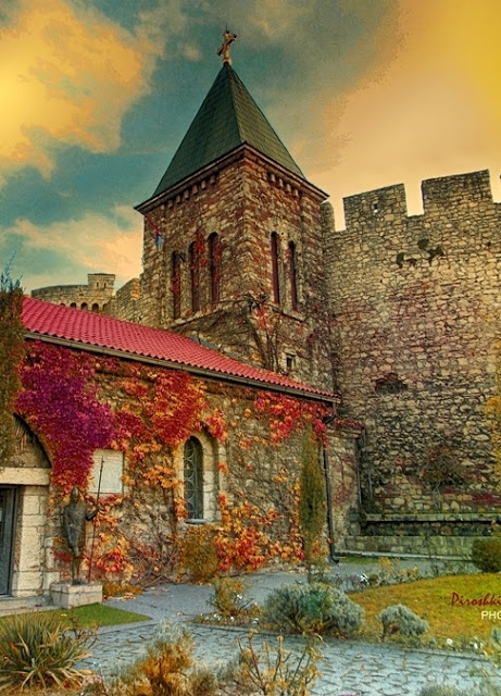 Ancient Castle, Belgrade, Serbia