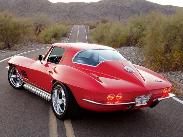 Corvette 64'