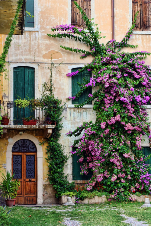 Lake Garda, Garda  Italy (by sminky_pinky100)