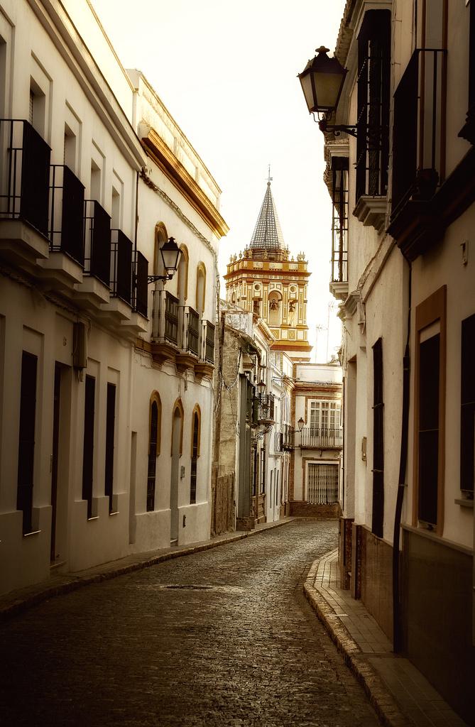 Sanlúcar La Mayor, Seville  Spain (by Zú Sánchez)