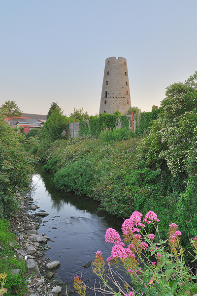 Seatown Windmill in Dundalk  Ireland (by Arpad Lukacs