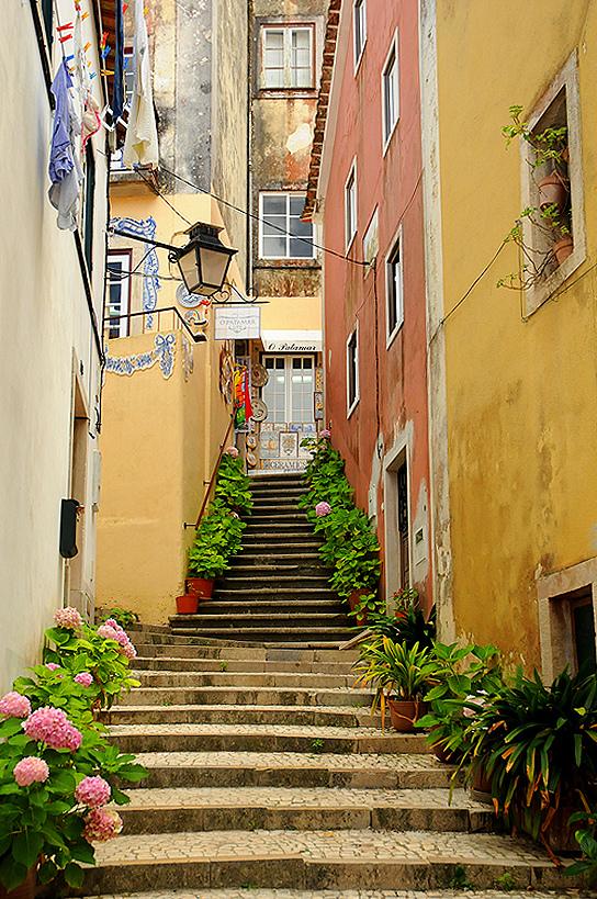 Sintra Portugal (by Sigfrid López)