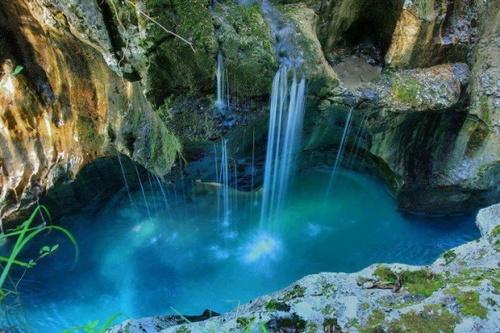 Turquoise, Triglav National Park, Bovec, Slovenia