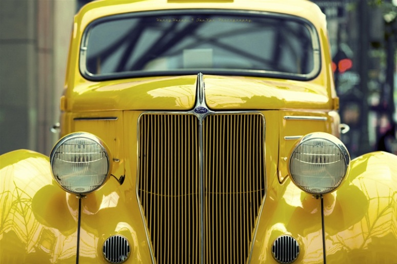1936 Ford $560 original price.