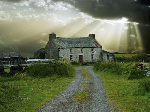 Ancient Cottage, Ireland