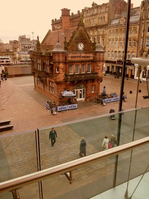 Cafe Nero, Glasgow, Scotland