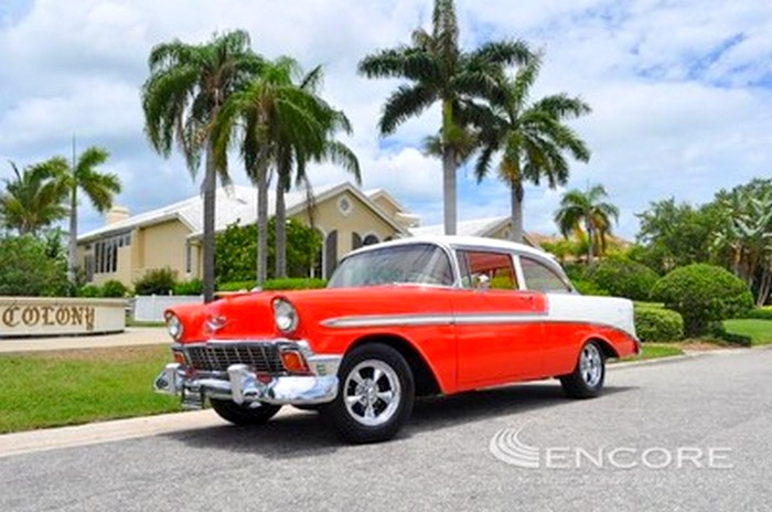 Chevrolet  Bel Air150 210 Sedan 1956