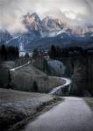 Mountain Village, Cortina d´Ampezzo, Italy