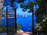 Ocean Gate, Isle of Capri, Italy