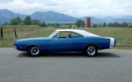 R-T… 1969 Charger SE