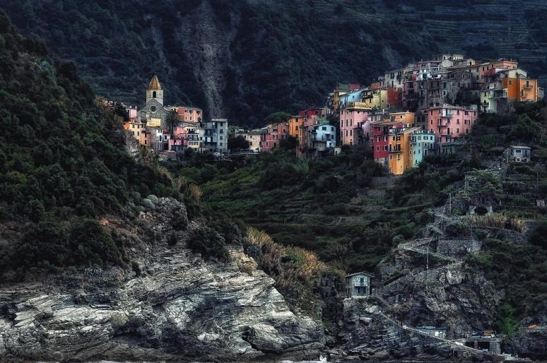 Corniglia, Cinque Terre,