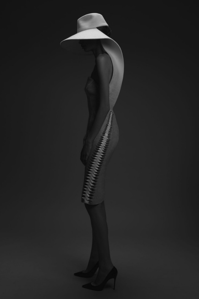 Dion Lee Woolmark Collection 2013 (1)