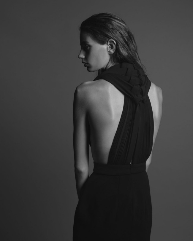 Dion Lee Woolmark Collection 2013 (4)